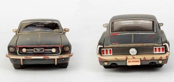 โมเดลรถ รถเหล็ก โมเดลรถเหล็ก โมเดลรถยนต์ Ford Offroad Old 4