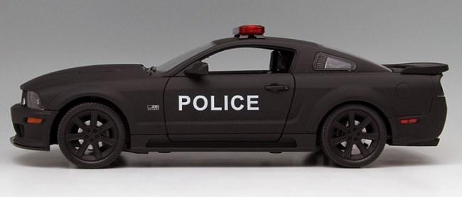 โมเดลรถ โมเดลรถเหล็ก โมเดลรถยนต์ Ford Police S281 3