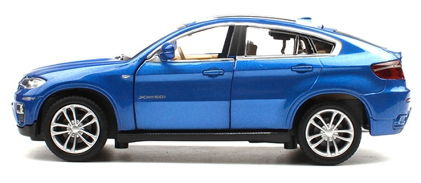 โมเดลรถเหล็ก โมเดลรถยนต์ bmw x6 3