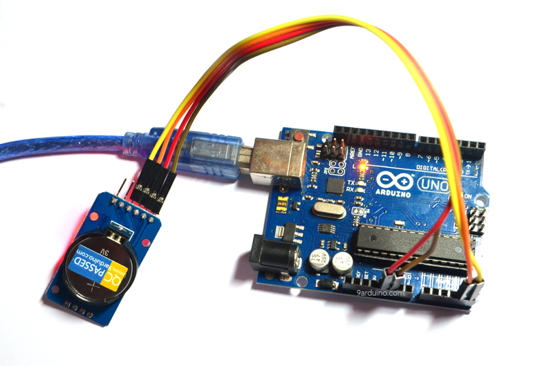 Arduino DS3231