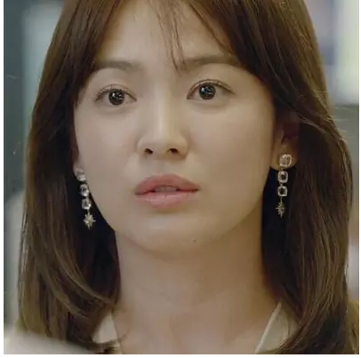 ต่างหู สวมใส่แบบซองเฮเคียว