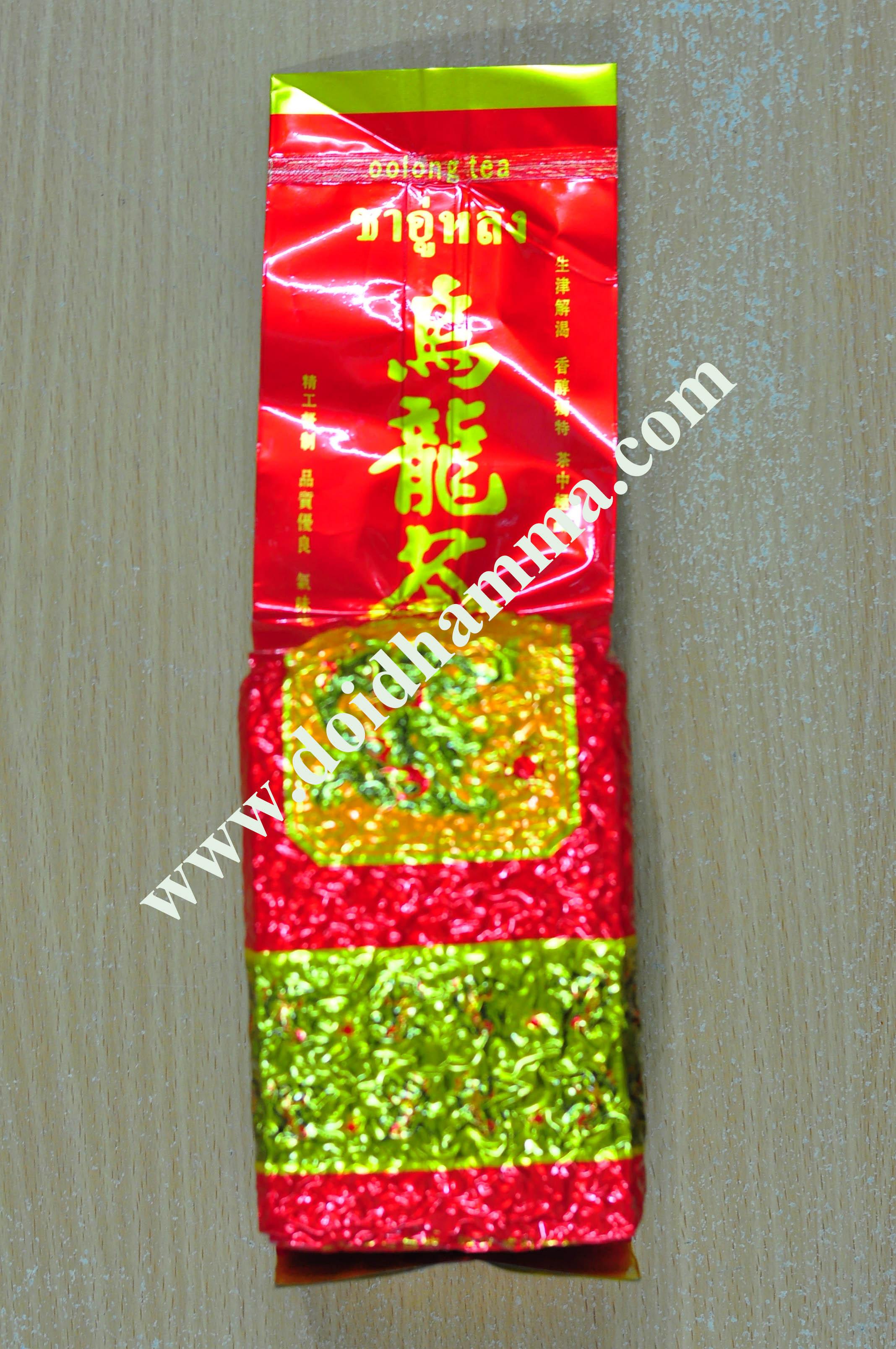 ชาอูหลงก้านอ่อน[เบอร์17] Oolong Tea No.17 (500g)