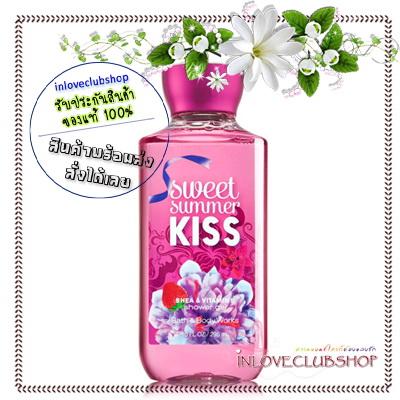 Bath & Body Works / Shower Gel 295 ml. (Sweet Summer Kiss) *Limited Edition