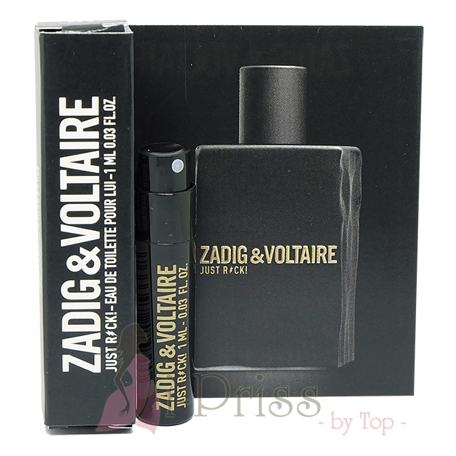 ZADIG & VOLTAIRE Just Rock! for Him (EAU DE TOILETTE)