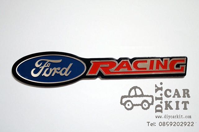 โลโก้Ford Racing ตัวใหญ่ แต่ง ranger'12-16