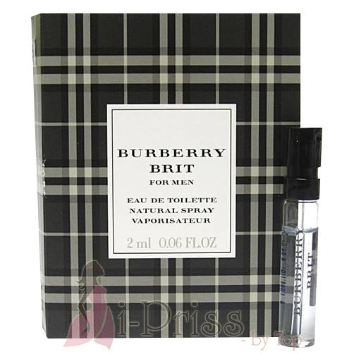Burberry Brit For Men (EAU DE TOILETTE)