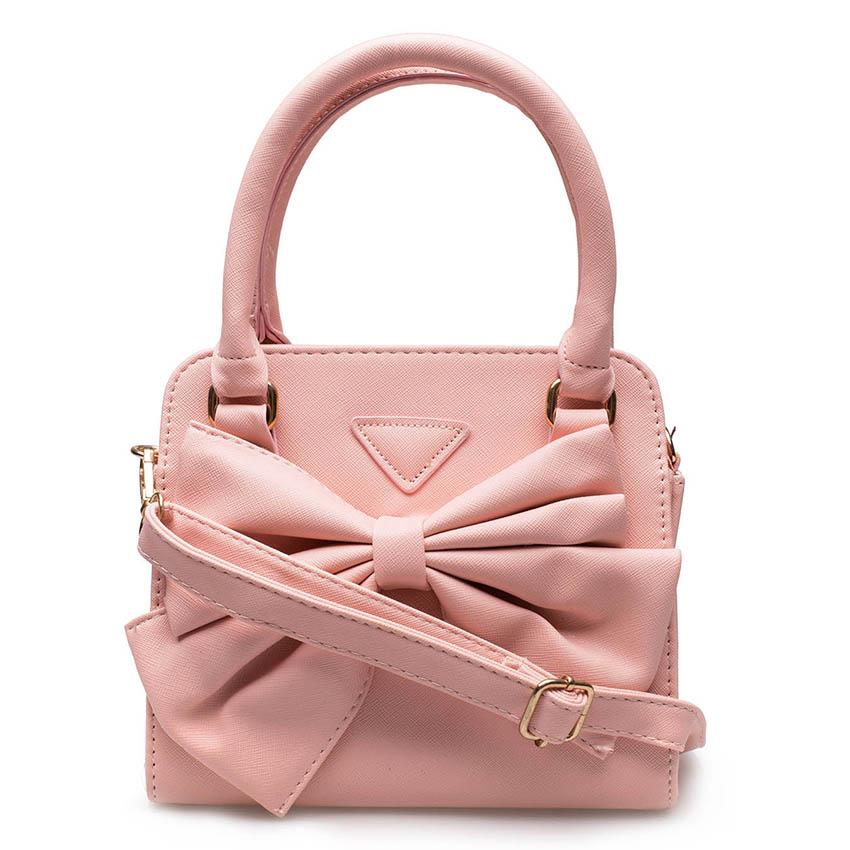 BESTNEVE กระเป๋าสะพาย รุ่น BNE1504BG002 - Pale Pink