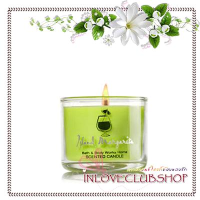 Bath & Body Works Slatkin & Co / Mini Candle 1.3 oz. (Island Margarita)