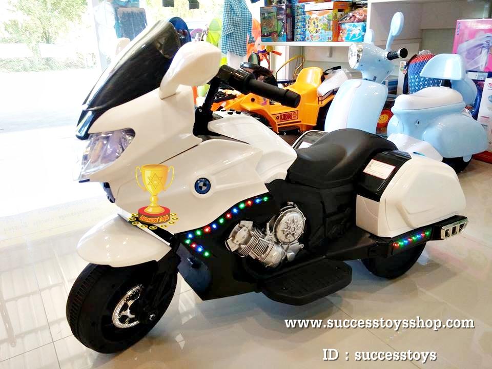 รถมอเตอร์ไซด์เด็กนั่งไฟฟ้า ยี่ห้อ BMW รุ่น LNM1661 ( 2 มอเตอร์)