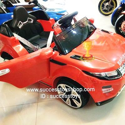 LN8688R รถแลนโรเวอร์ DANCE ได้ 2 มอเตอร์ มี4สี : แดง ขาว ส้ม ฟ้า