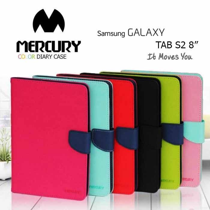 "Case for Samsung Galaxy TAB S2 8"" / Tab S2 VE 8"" Goospery MERCURY Series งานเกาหลีของแท้ !!"