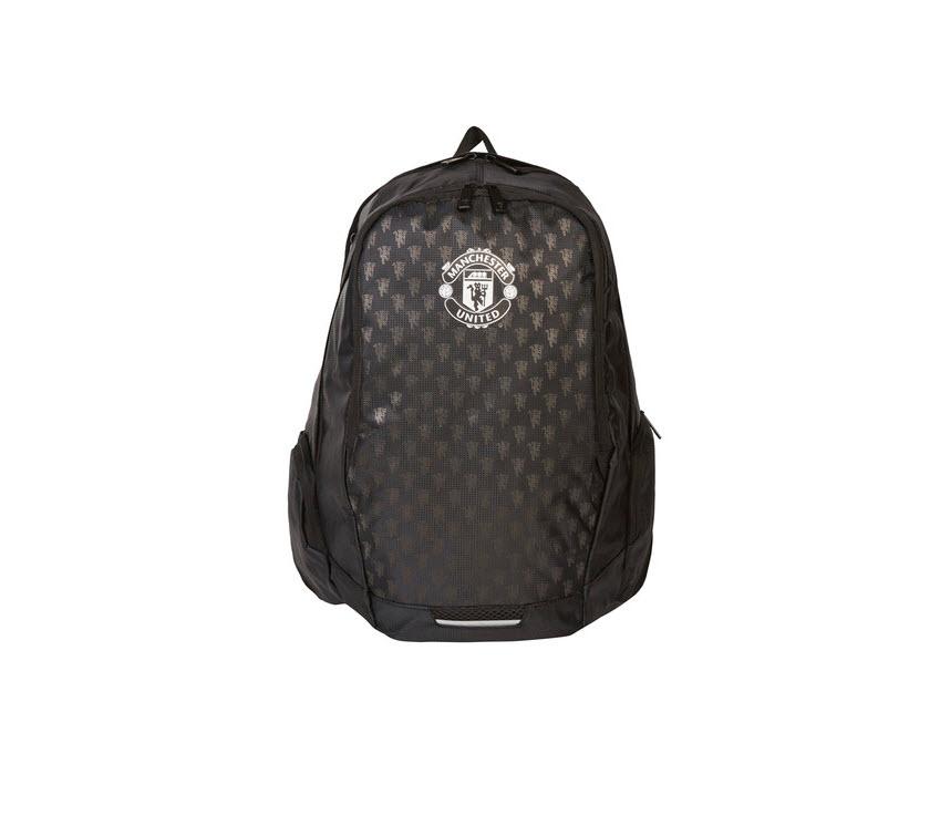 กระเป๋าเป้แมนเชสเตอร์ ยูไนเต็ด Premium Crest Back Pack สีดำ