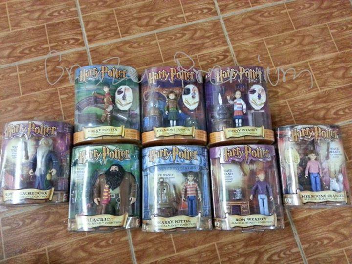 Harry Potter magical mini set