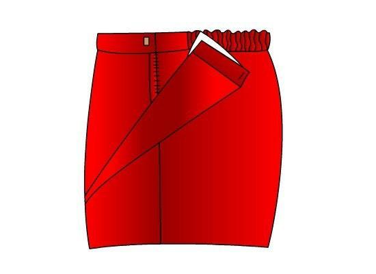 กางเกงอนุบาลมาตรฐานตรา Muangdek มีชิป คละสี