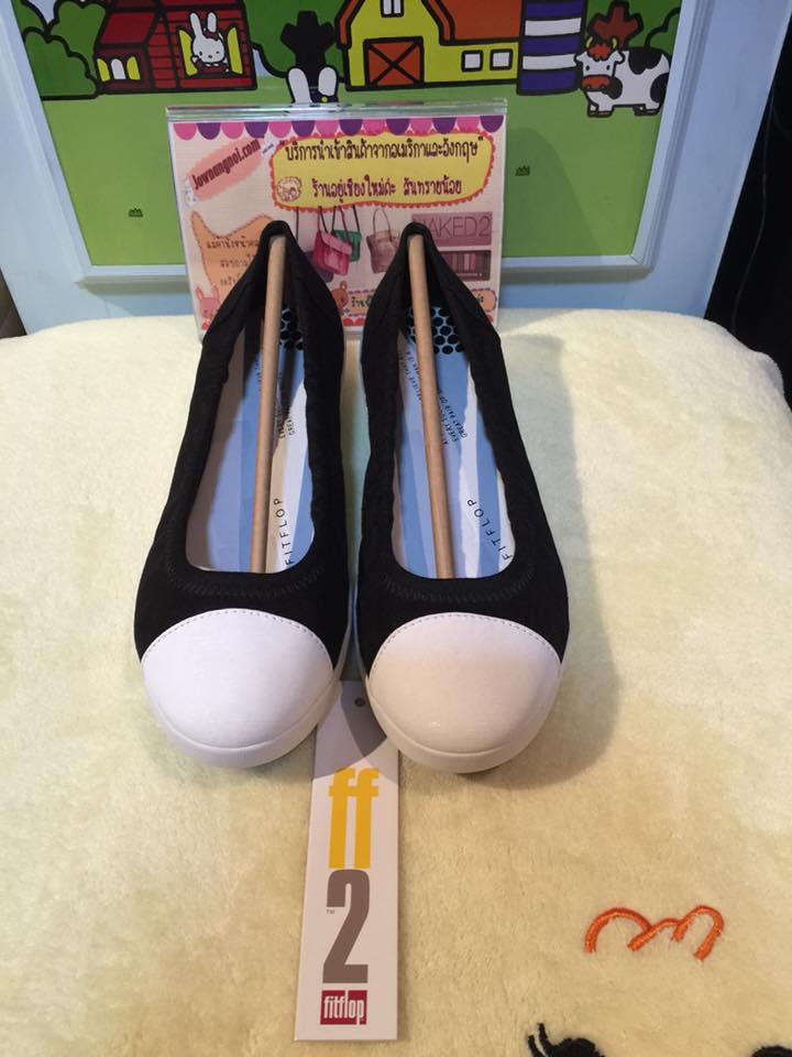 (พร้อมส่ง)F-POP™ CANVAS BALLERINAS Size: 3 พร้อมส่งไซด์ EU36