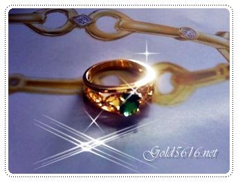 แหวนทอง gold plated 1microns