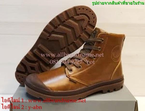 รองเท้าหนัง Palladium ไซส์ 40-44