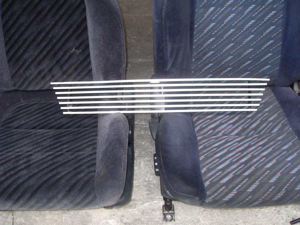 E100 กระจังหน้าแต่ง รถE100 มีเนียมสลับดำ สวยบลิ๊งๆ กระจังหน้า e100 กระจังหน้า AE100