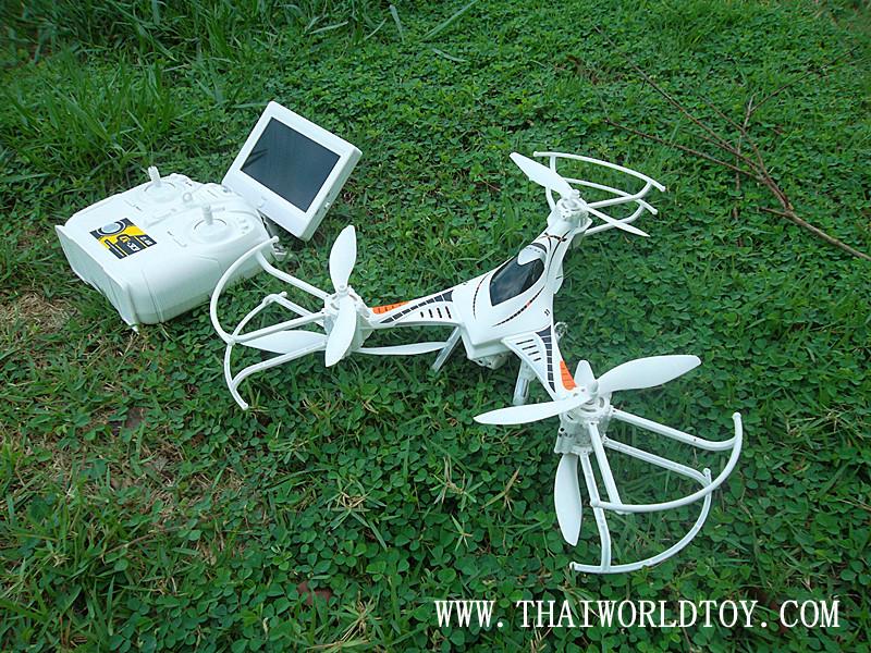 CX-33w FPV wifi 6 ใบพัด มีระบบบินกลับเอง