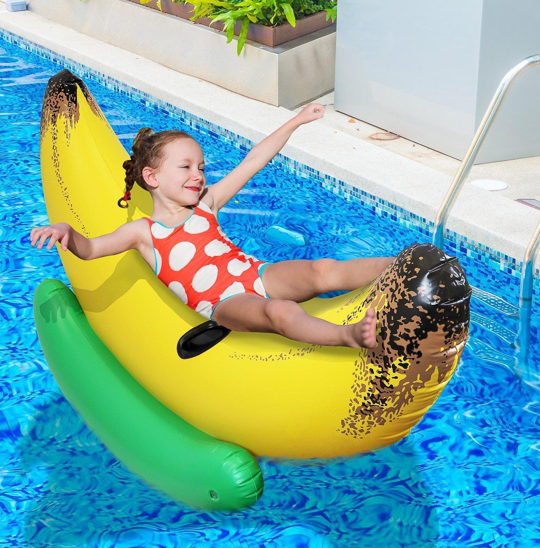 Banana Ride on Float (133x67xH74cm)