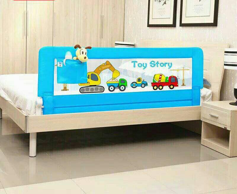 ที่กั้นเตียงสำหรับเด็ก ขนาด 6ฟุต180*69 เซน