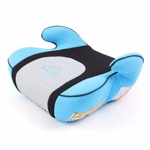 เบาะรองนั่งในรถยนต์สำหรับเด็ก (Booster Seat) สีฟ้า