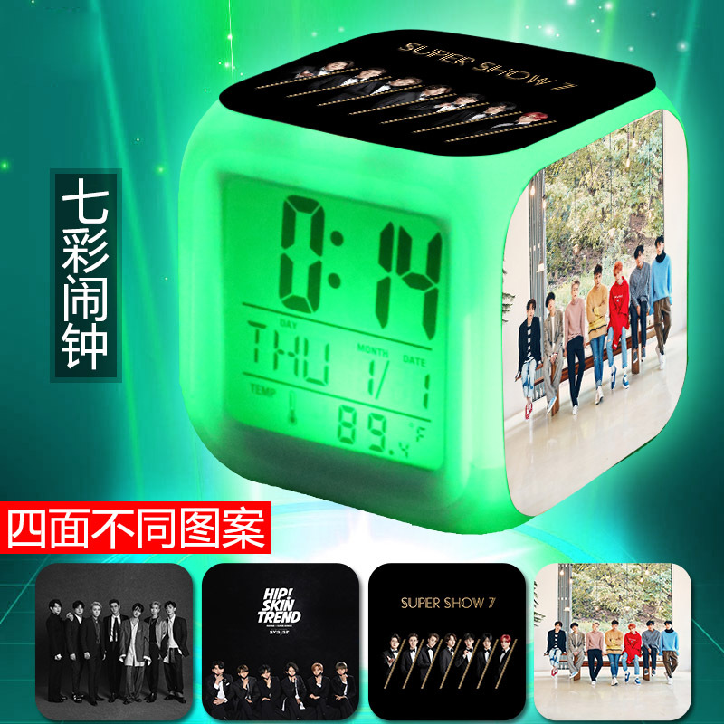 นาฬิกาปลุกดิจิตัล SJ