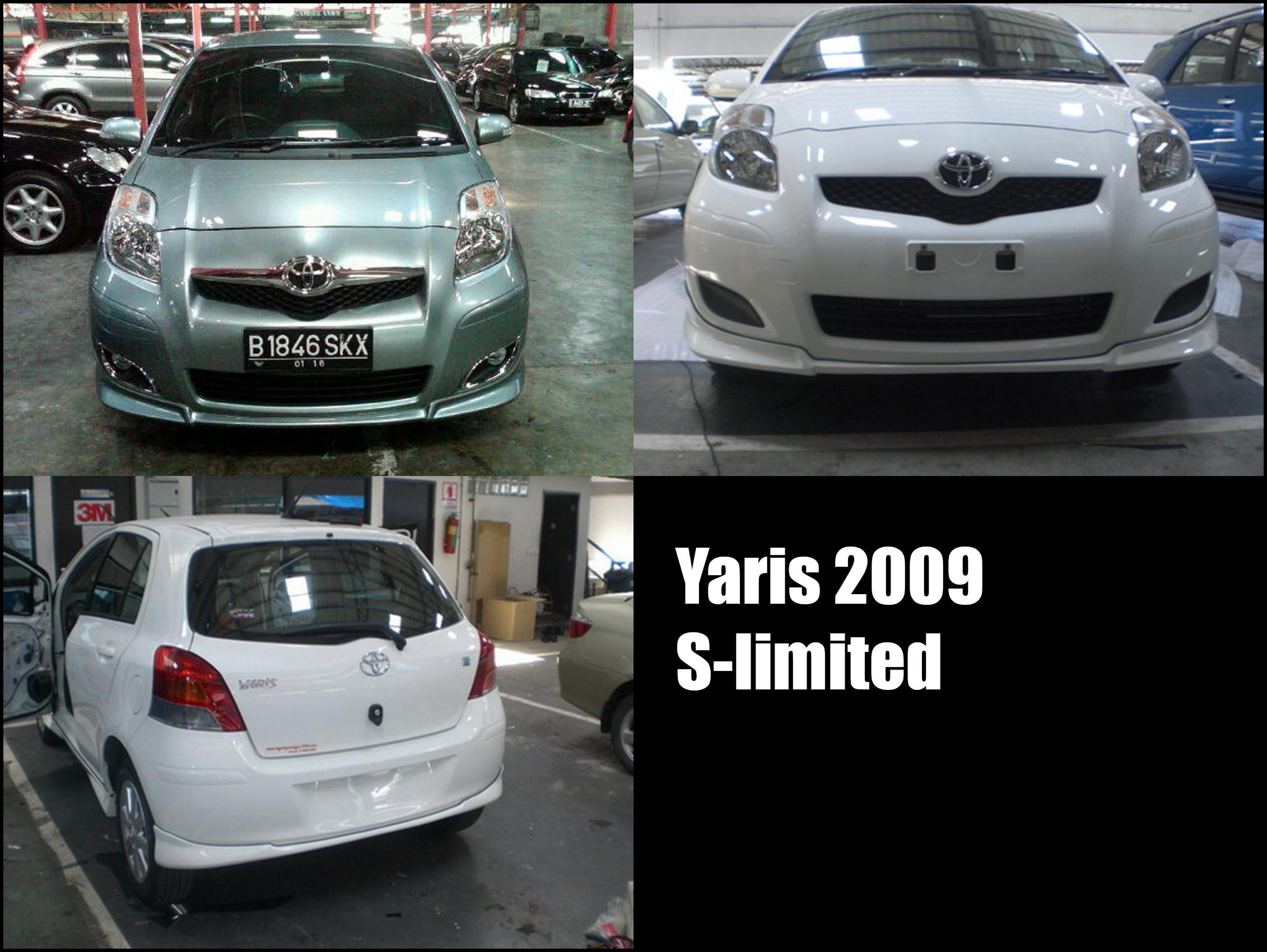 ํYaris 2009 - S-limited (ทรงศูนย์)