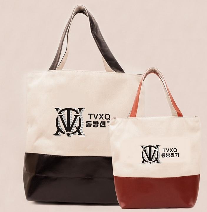 กระเป๋าผ้าสะพายข้าง : TVXQ!