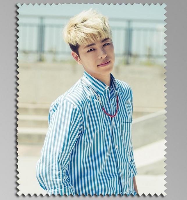 ผ้าเช็ดแว่นตา iKON : Koo Junhoe