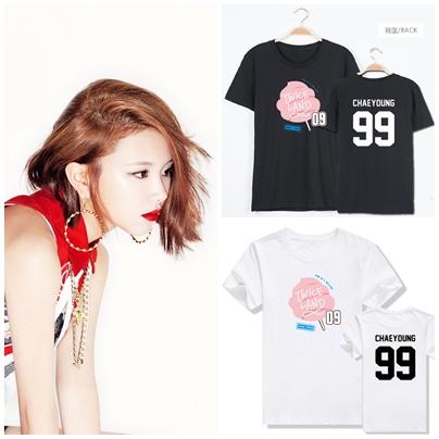เสื้อยืดแฟนเมด TWICE - ชองยอน