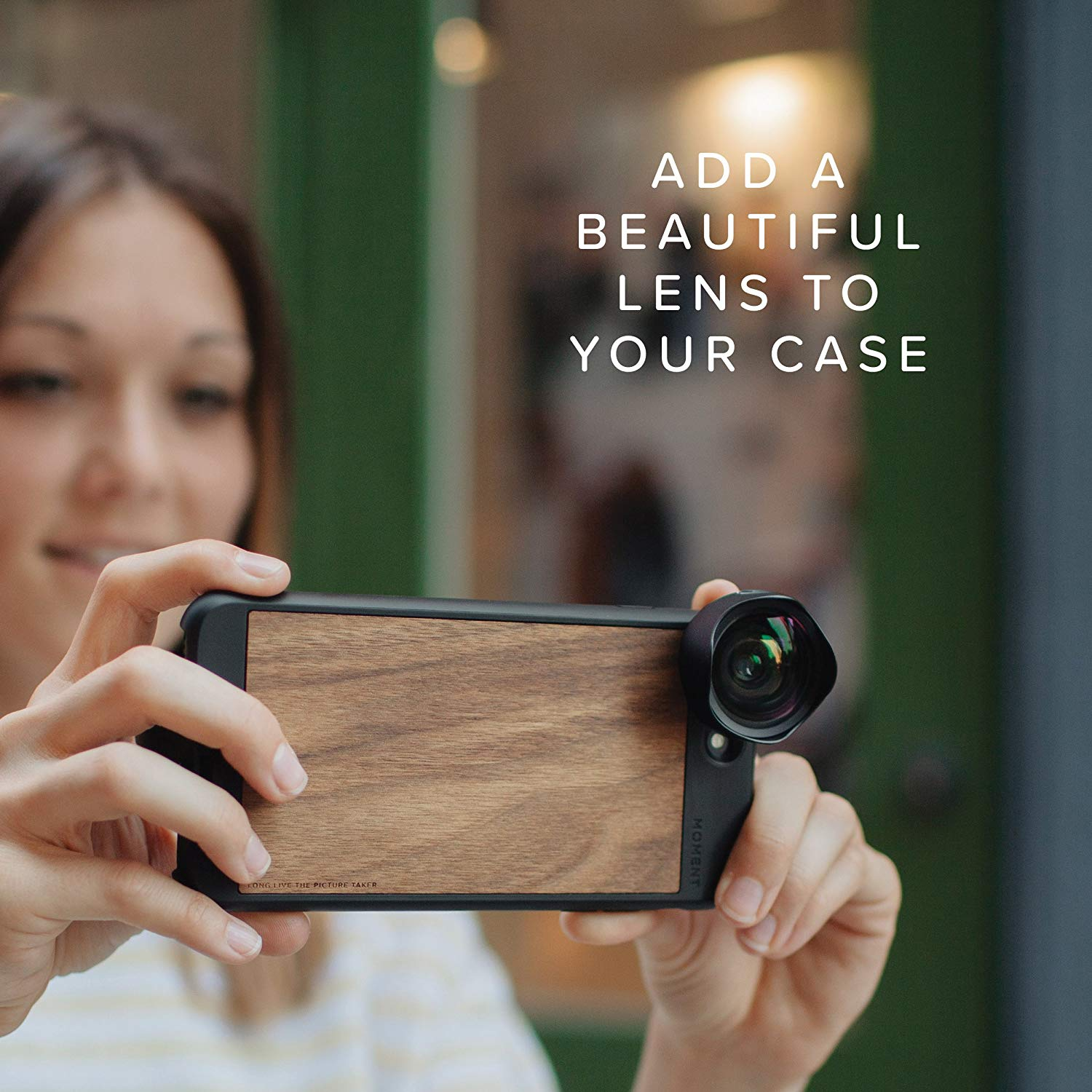 iPhone 7/8 Plus Case || Moment Photo Case