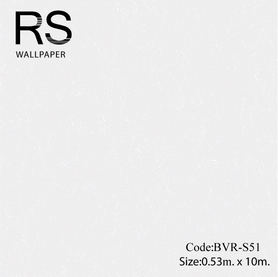 วอลเปเปอร์ลายใบไม้ BVR-S51