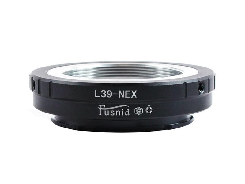 L39-NEX M39-NEX Adapter Leica L39 M39 Lens Mount to Sony Alpha NEX E FE Camera