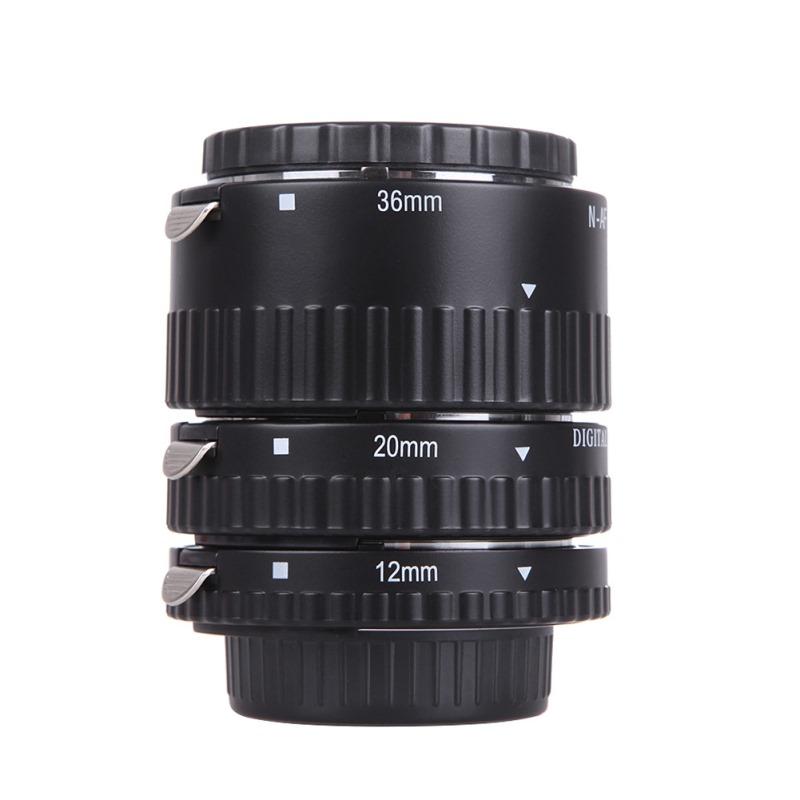 Nikon Auto Focus Macro Extension Tube ท่อมาโคร for Nikon DSLR Camera