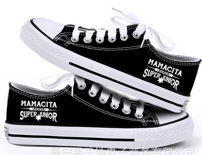 รองเท้าผ้าใบ SUPER JUNIOR