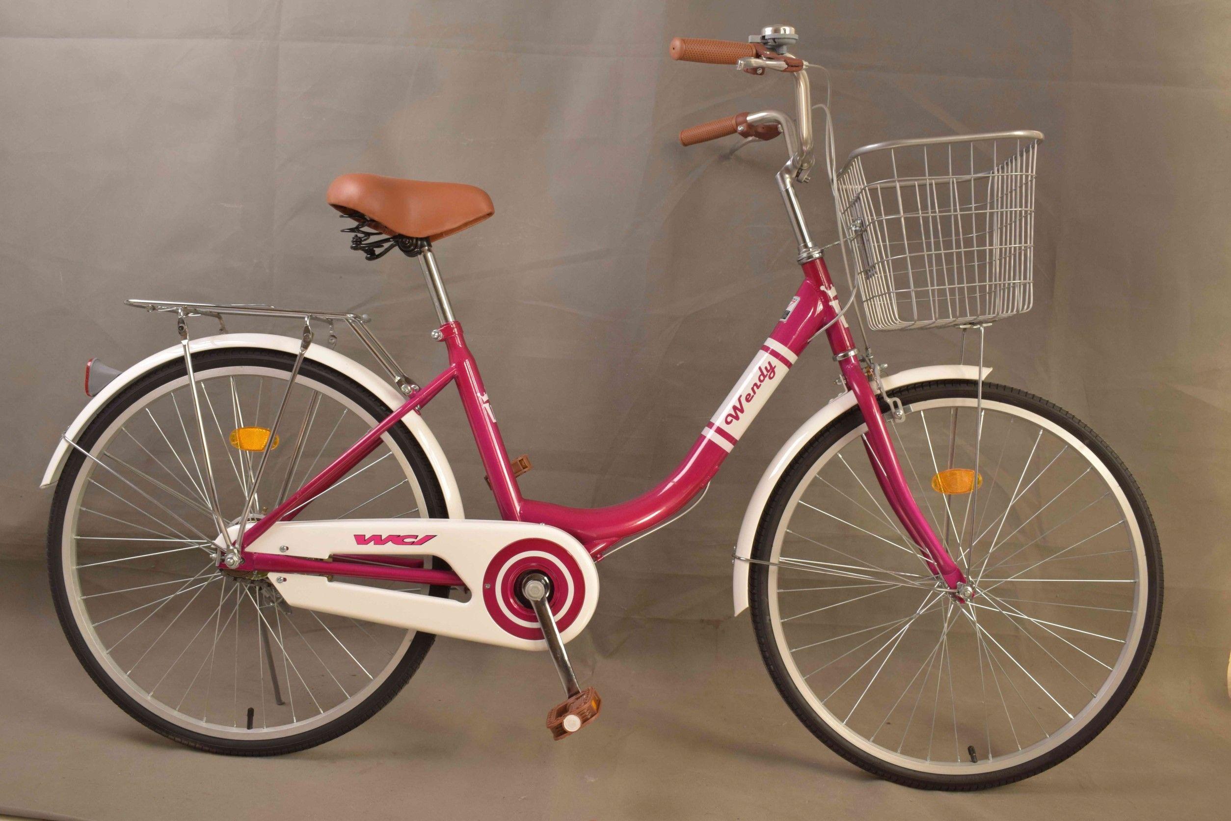 """WCI : WENDY จักรยานแม่บ้าน 24"""""""