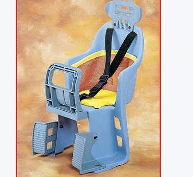 SHENG FA : SF028E เก้าอี้เด็กแบบวางบนตะแกรงท้าย
