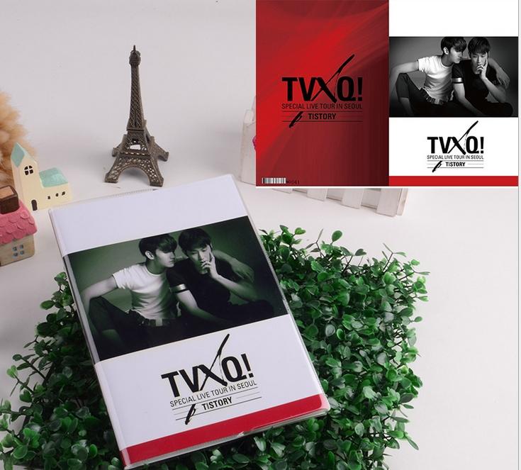 สมุดโน้ต ขนาด 21 x 14 cm. จำนวน 120 หน้า - TVXQ