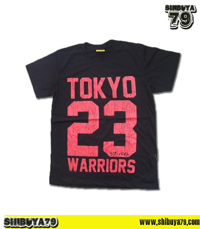 เสื้อยืดชาย Lovebite Size L - Tokyo 23
