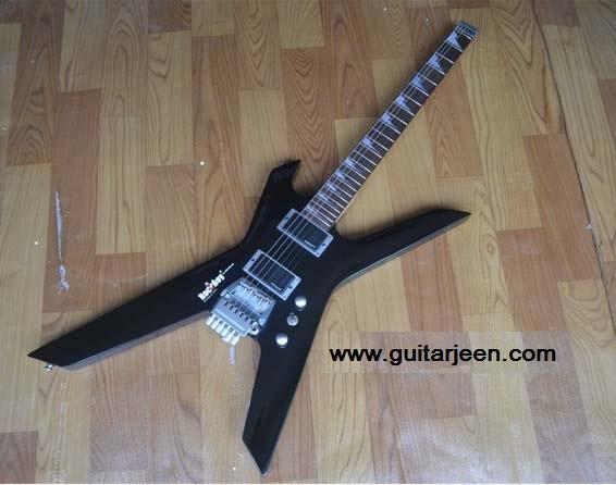 กีต้าร์ไฟฟ้า Rock Boy (high quality new headless guitar)