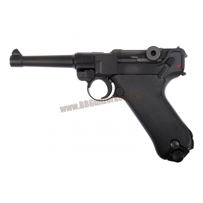 Luger P.08 4 นิ้ว - WE