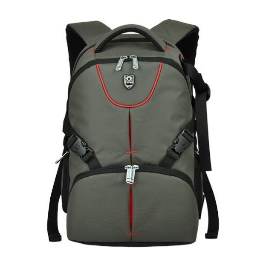 กระเป๋ากล้อง SINPAID รุ่นbackpack SY-02 สีเขียวมะกอก