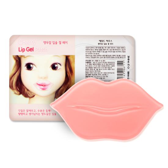 Etude House Cherry Lip Gel Patch