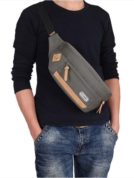 พรีออเดอร์!!! FLYZEBRA กระเป๋าคาดเอว รุ่น FBY8001