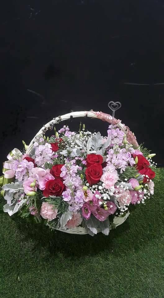 ตระกร้าดอกไม้22