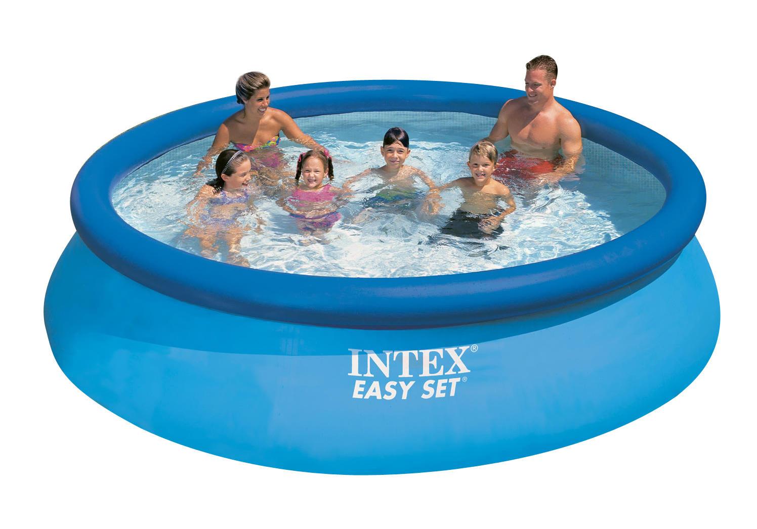 สระน้ำขนาดใหญ่ Easy set pool Intex-28130 [12 ฟุต]