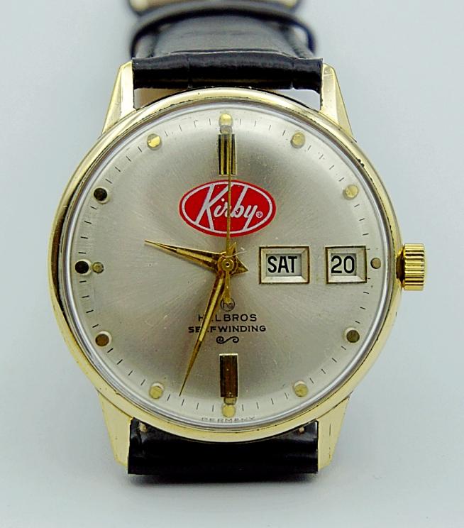 นาฬิกาเก่า HELBROS ออโตเมติก