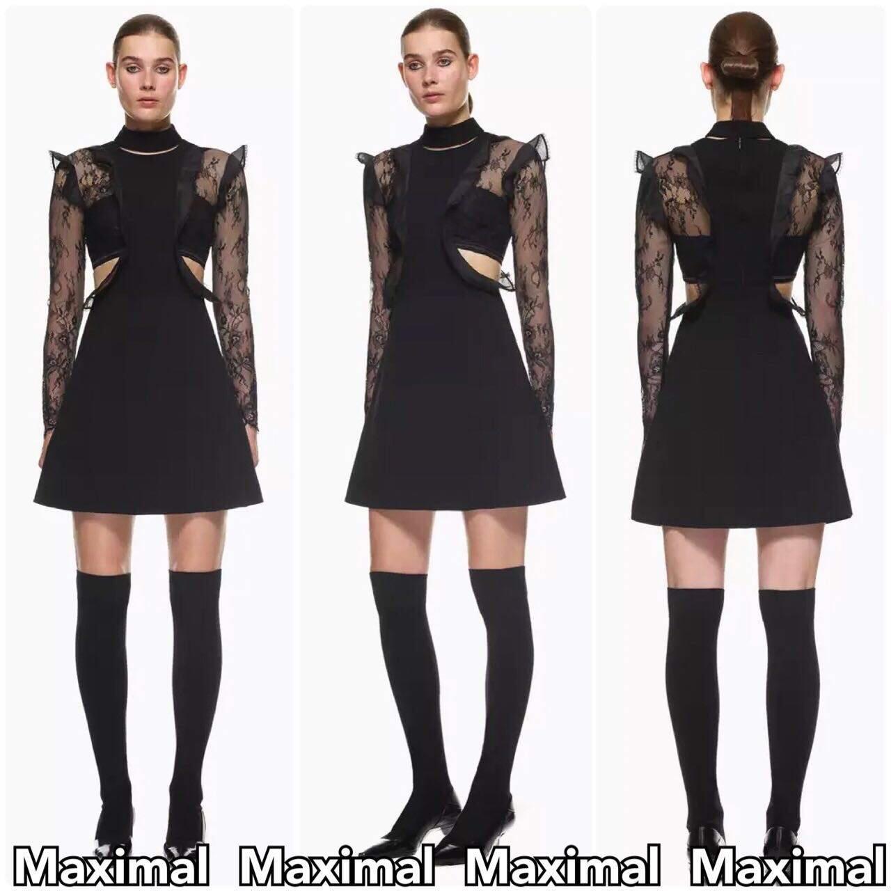 Mack Layered Mini Dress