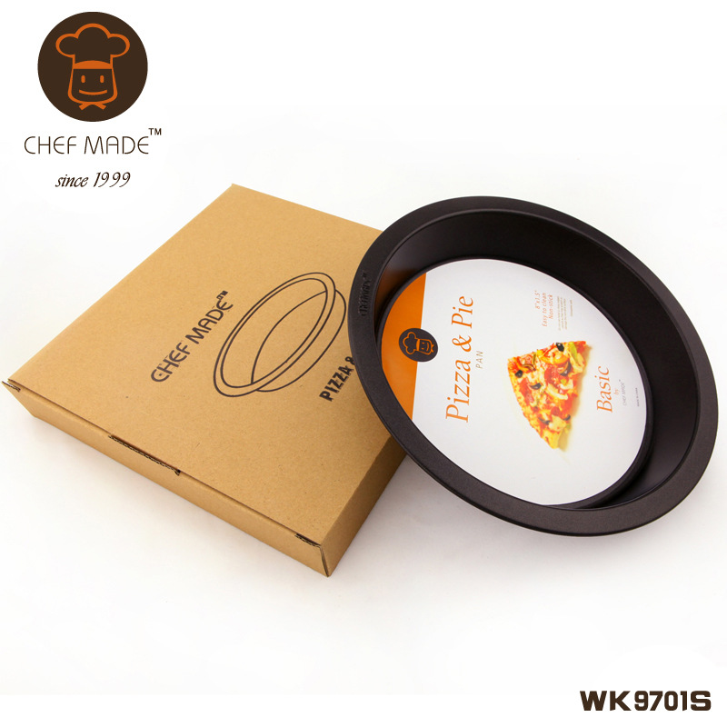 Chef Made แม่พิมพ์พิซซ่า เทฟล่อน 8 นิ้ว